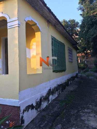 casa com 2 dorms, cordovil, rio de janeiro - r$ 300.000,00, 600m² - codigo: 320 - v320
