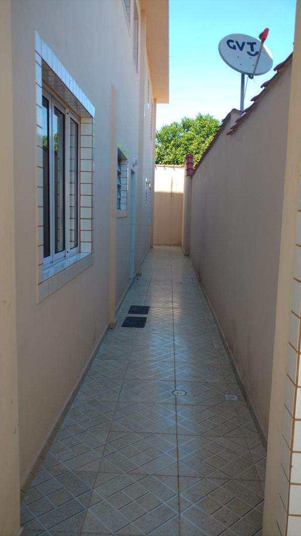 casa com 2 dorms, esplanada dos barreiros, são vicente - r$ 240 mil, cod: 162 - v162