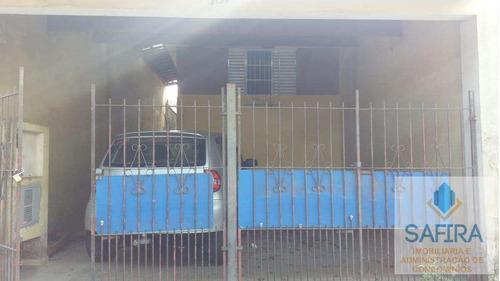 casa com 2 dorms, estância fraternidade, itaquaquecetuba - r$ 260.000,00, 160m² - codigo: 767 - v767