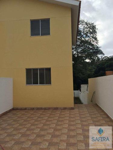 casa com 2 dorms, jardim jóia, arujá - r$ 220.000,00, codigo: 267 - v267