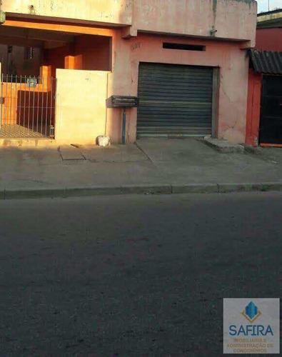 casa com 2 dorms, jardim paineira, itaquaquecetuba - r$ 170.000,00, 0m² - codigo: 889 - v889