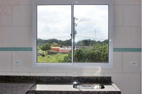 casa com 2 dorms, jardim regina, itanhaém - r$ 135 mil, cod: 345 - v345