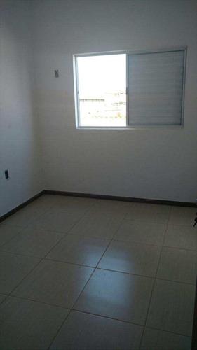 casa com 2 dorms, jardim rio branco, são vicente - r$ 160 mil, cod: 85 - v85