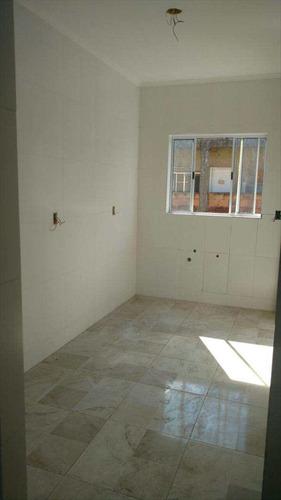 casa com 2 dorms, jardim rio branco, são vicente - r$ 160.000,00, 55m² - codigo: 85 - v85