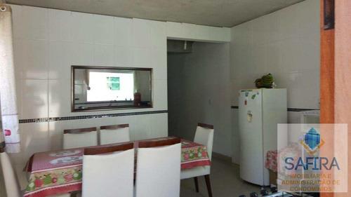 casa com 2 dorms, jardim santa rita ii, itaquaquecetuba - r$ 170.000,00, 0m² - codigo: 543 - v543
