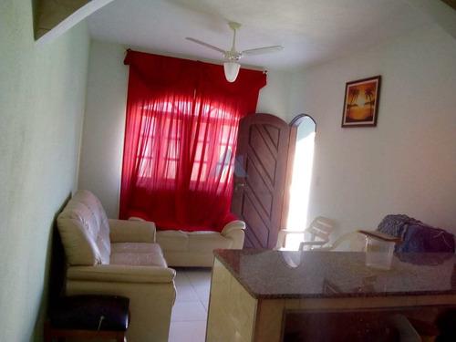 casa com 2 dorms, jd praia grande, mongaguá - r$ 180 mil, cod: 21 - v21