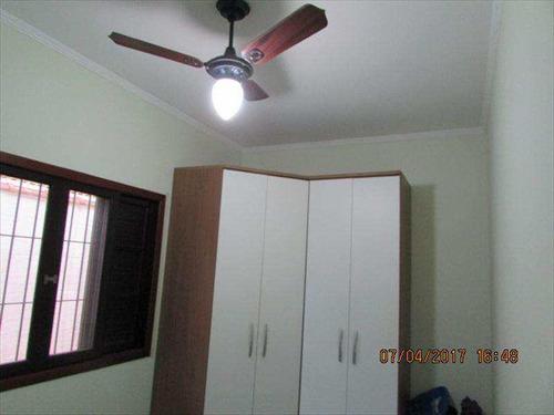 casa com 2 dorms, maracanã, praia grande - r$ 260.000,00, 80m² - codigo: 394900 - v394900