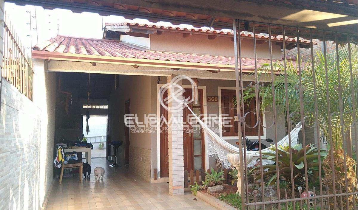 casa com 2 dorms, mato grande, canoas - r$ 280 mil, cod: 1413976 - v1413976