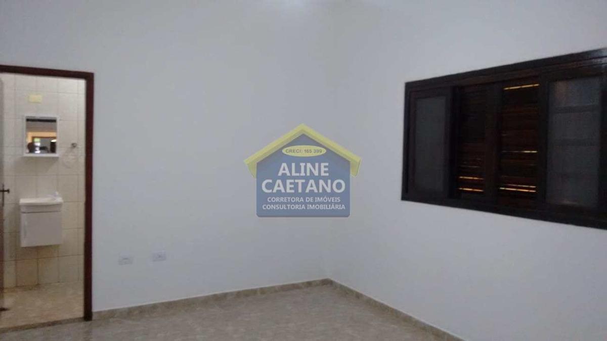casa com 2 dorms, mirim, praia grande - r$ 240 mil, cod: an2751 - van2751