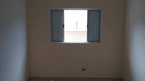 casa com 2 dorms, pedreira, mongaguá - r$ 290.000,00, 110m² - codigo: 503 - v503