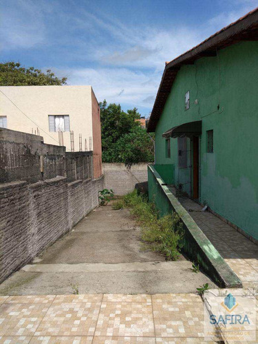 casa com 2 dorms, residencial flamboyant, itaquaquecetuba - r$ 280.000,00, codigo: 532 - v532