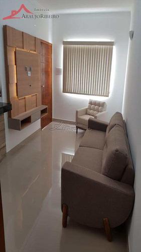 casa com 2 dorms, residencial parque das palmeiras - v1521