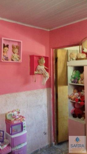 casa com 2 dorms, terra prometida, itaquaquecetuba - r$ 74.200,00, 0m² - codigo: 833 - v833
