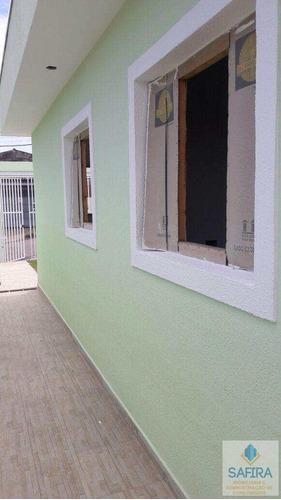 casa com 2 dorms, vila arizona, itaquaquecetuba - r$ 230.000,00, 0m² - codigo: 372 - v372