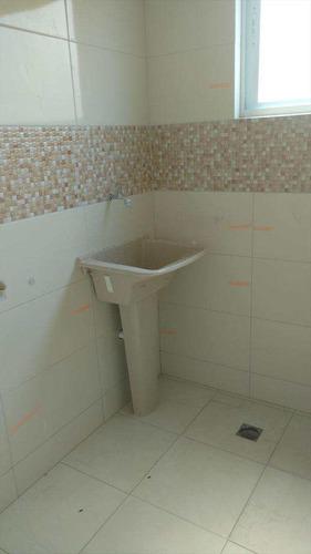 casa com 2 dorms, vila mateo bei, são vicente - r$ 220.000,00, 65m² - codigo: 166 - v166