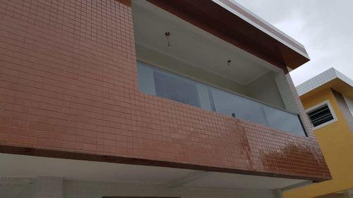 casa com 2 dorms, vila mateo bei, são vicente - r$ 253 mil, cod: 11640 - v11640
