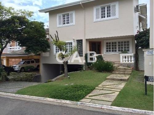 casa com 2 lotes no residencial 06 alphaville. - 8431