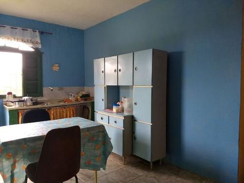 casa com 2 quartos e cômodos amplos na praia de itanhaém!