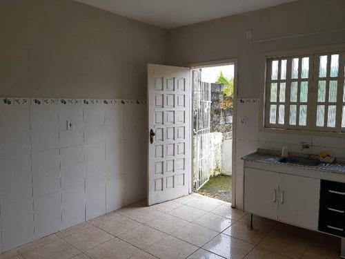 casa com 2 quartos e escritura em itanhaém-sp - 4537/p