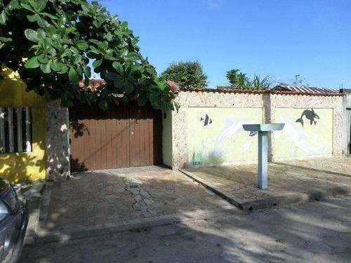 casa com 2 quartos e piscina em itanhaém - ref 4030-p