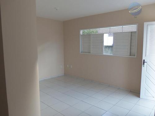 casa com 2 quartos, em condomínio fechado - ca0011