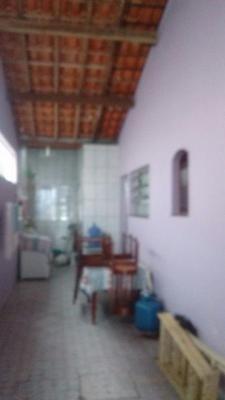 casa com 2 quartos em itanhaém, lado praia, apenas 110 mil!!