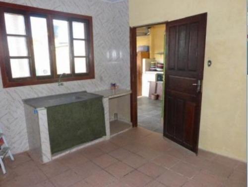 casa com 2 quartos na praia, em itanhaém-sp - 5603/p