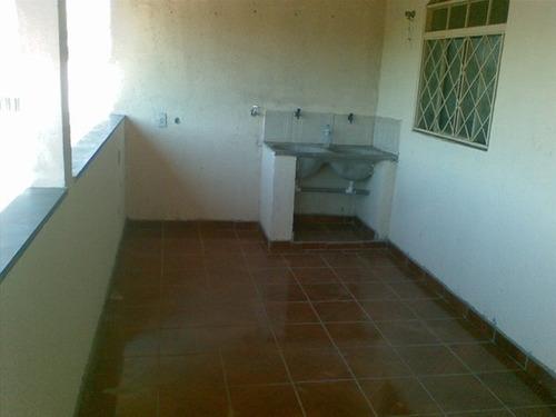 casa com 2 quartos para alugar no são cristóvão em betim/mg - 270