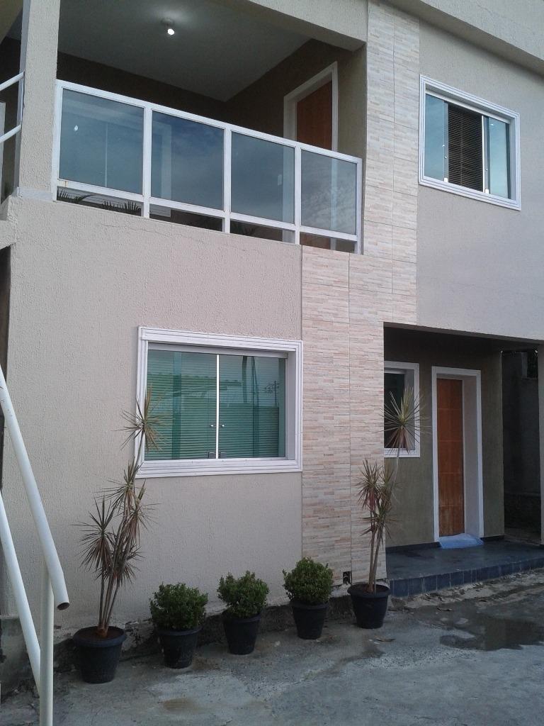 casa com 2 quartos para comprar no bonsucesso em vespasiano/mg - 1025