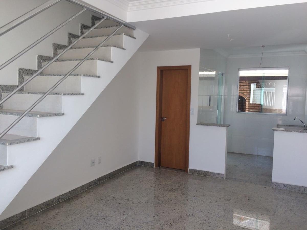 casa com 2 quartos para comprar no santa mônica em belo horizonte/mg - 1194