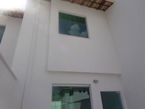 casa com 2 quartos para comprar no santa mônica em belo horizonte/mg - 125