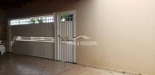 casa com 2 suítes para alugar por r$ 1.700/mês - jardim floridiana - rio claro/sp - ca0462