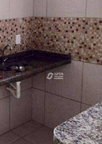 casa com 2 vagas em  pequeno condomínio - ca0020