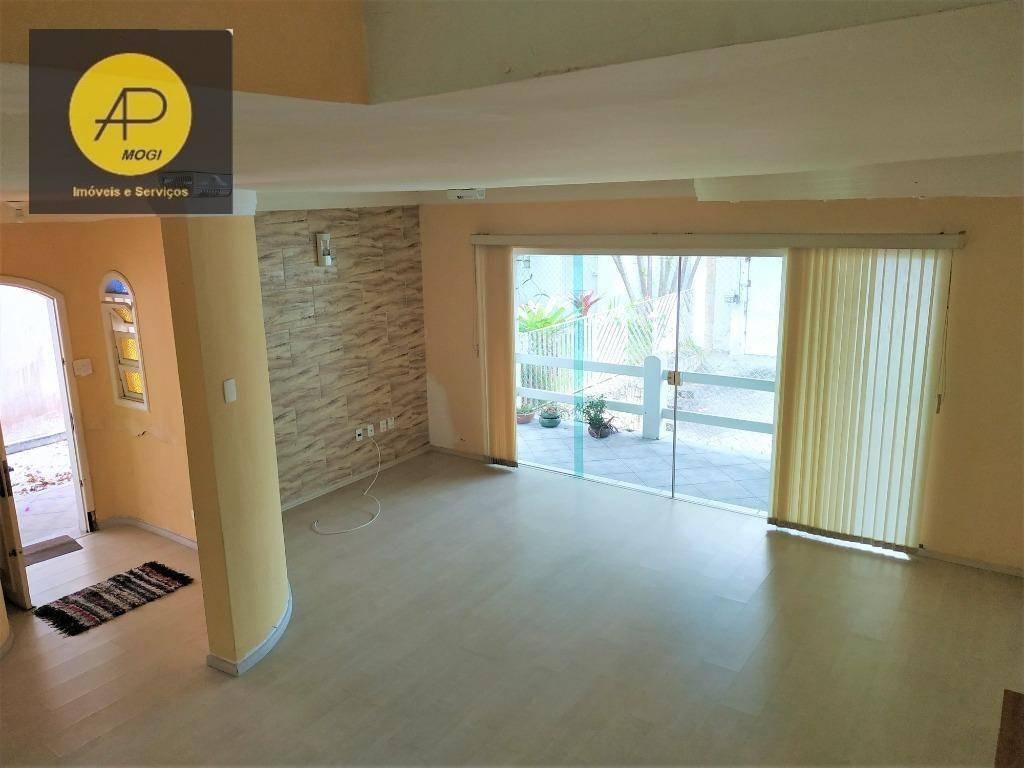 casa com 3 dorm , 300 m² - vila oliveira - mogi das cruzes/sp - ca0061
