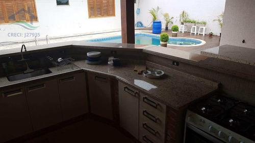 casa com 3 dorm. e piscina- r$760.000,00- piracaia- cod:1729 - v1729