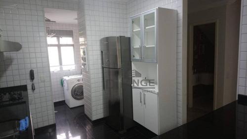 casa com 3 dormitórios, 140 m² por r$ 1.200.000 - galleria - campinas/sp - ca13023
