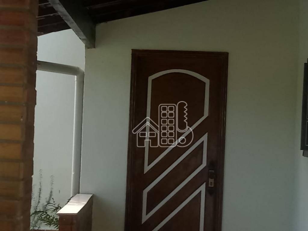 casa com 3 dormitórios 185 m - engenho do mato - niterói/rj - ca0980