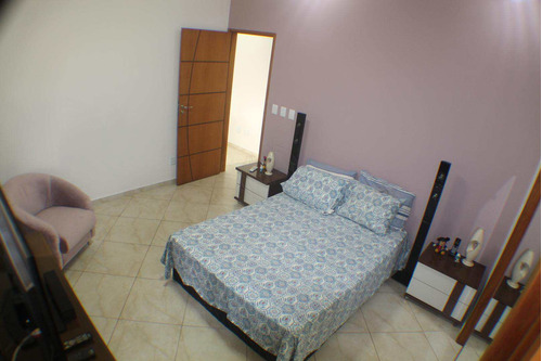 casa com 3 dormitórios com piscina e churrasqueira - v13705