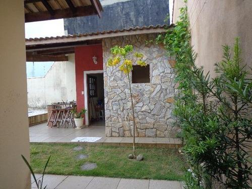 casa com 3 dormitórios no cibratel, itanhaém-sp - ref 2749-p