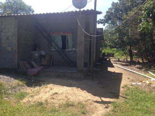 casa com 3 dormitórios no jardim palmeiras, itanhaém-sp