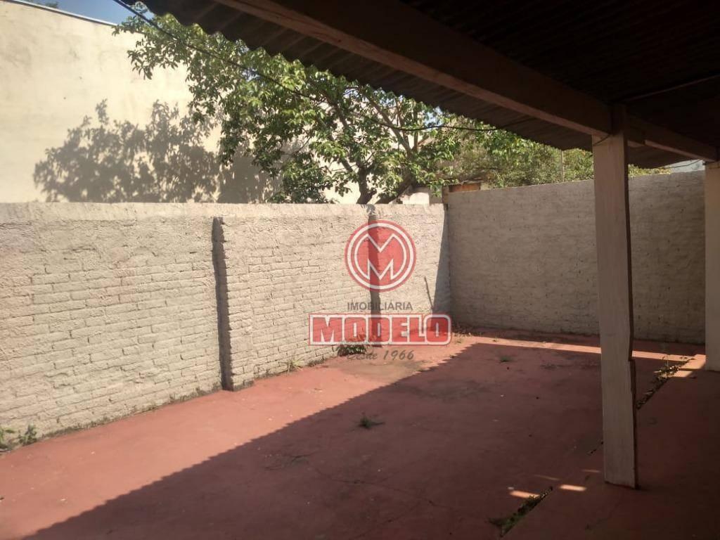casa com 3 dormitórios para alugar, 100 m² por r$ 750,00/mês - alto - piracicaba/sp - ca2811