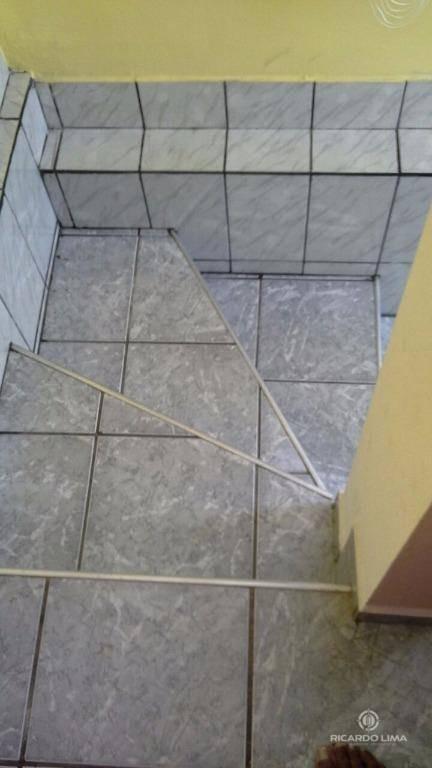 casa com 3 dormitórios para alugar, 124 m² por r$ 1.000/mês - iaa - piracicaba/sp - ca0581