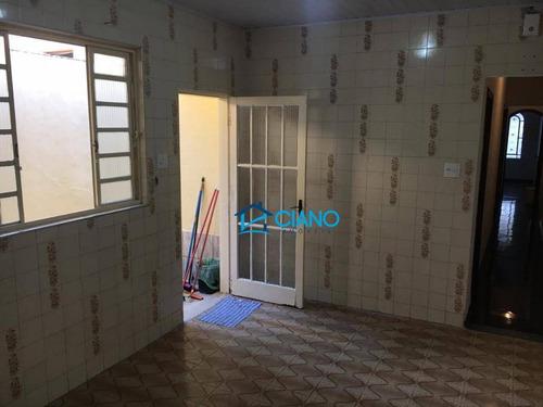 casa com 3 dormitórios para alugar, 139 m² por r$ 2.600/mês - mooca - são paulo/sp - ca0094