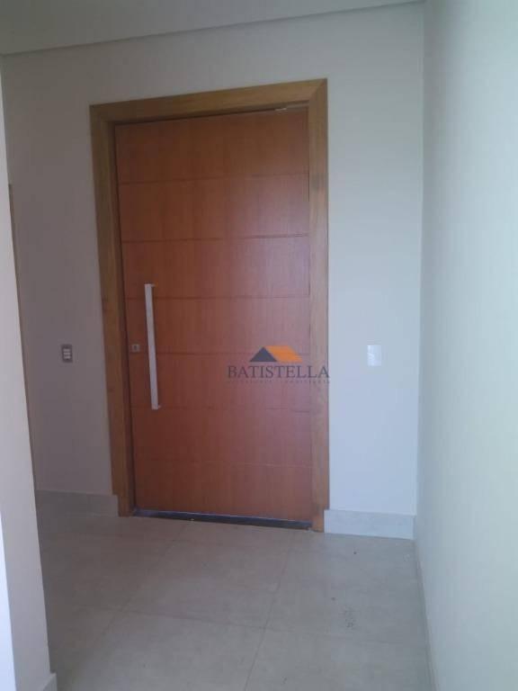 casa com 3 dormitórios para alugar, 167 m² por r$ 2.000/mês - portal de são clemente - limeira/sp - ca0888