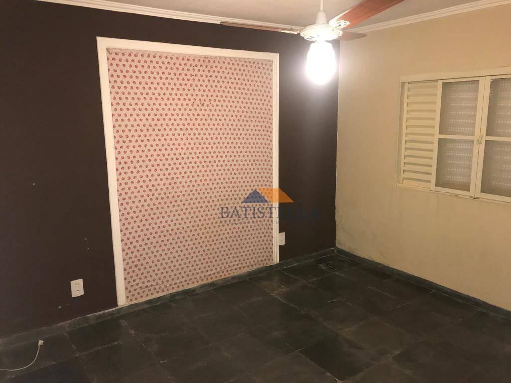 casa com 3 dormitórios para alugar, 170 m² por r$ 1.100/mês - parque nossa senhora das dores - limeira/sp - ca0913