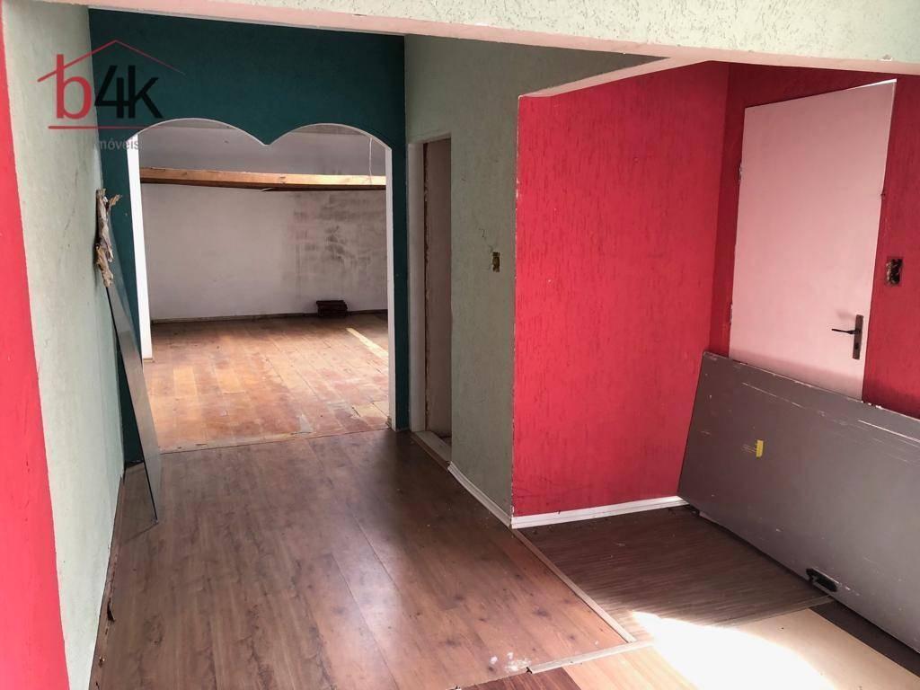 casa com 3 dormitórios para alugar, 173 m² por r$ 4.000 - brooklin - são paulo/sp - ca0239