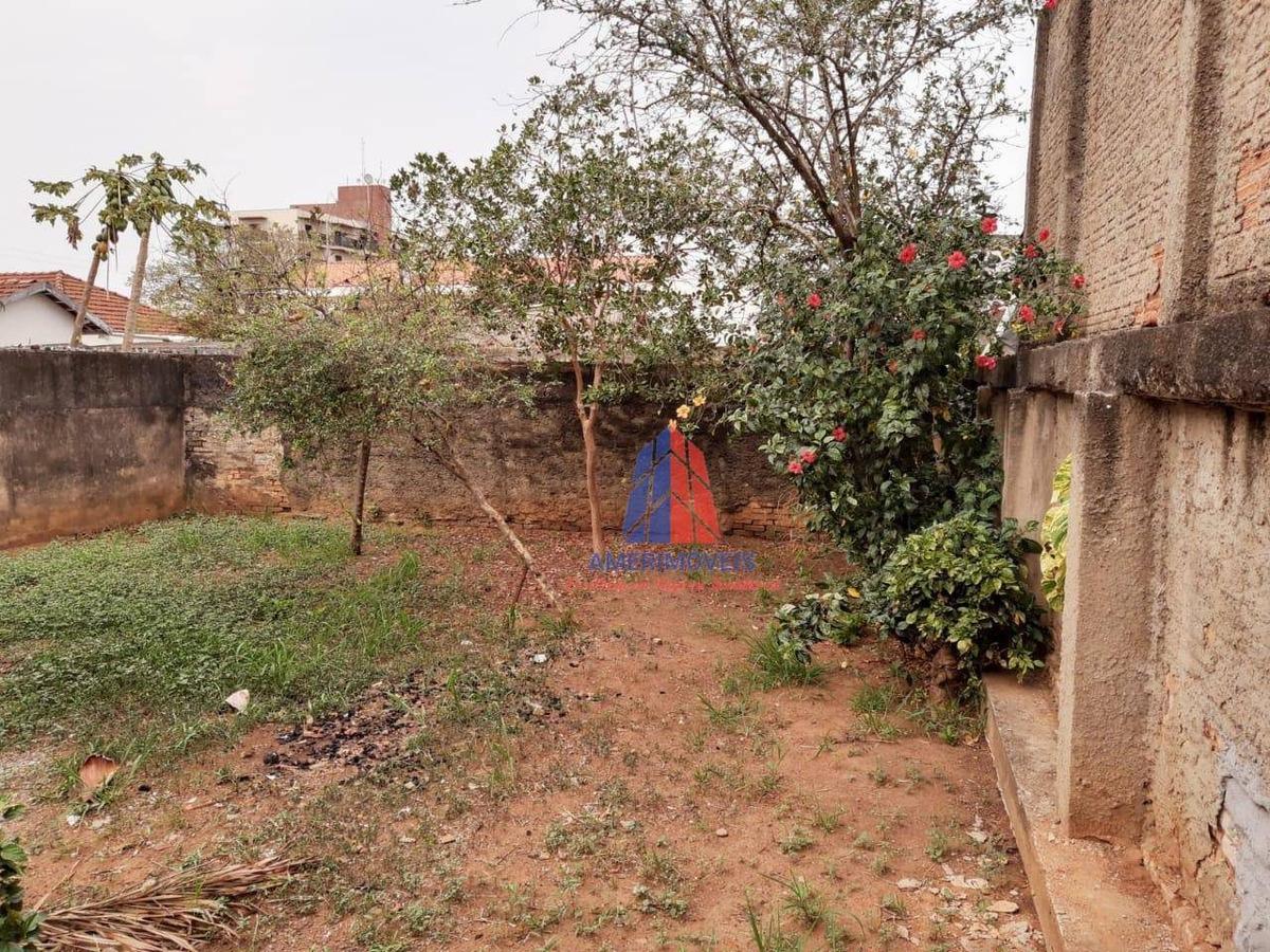 casa com 3 dormitórios para alugar, 189 m² por r$ 1.900/mês - vila santa catarina - americana/sp - ca1103