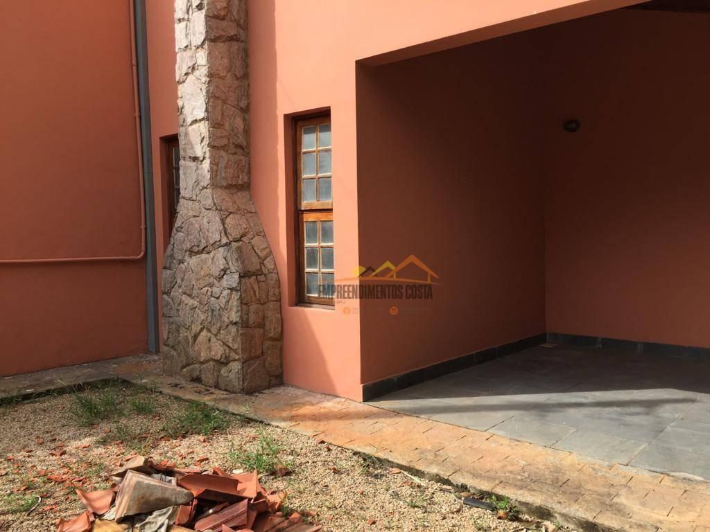 casa com 3 dormitórios para alugar, 200 m² por r$ 2.400/mês - brasil - itu/sp - ca1521