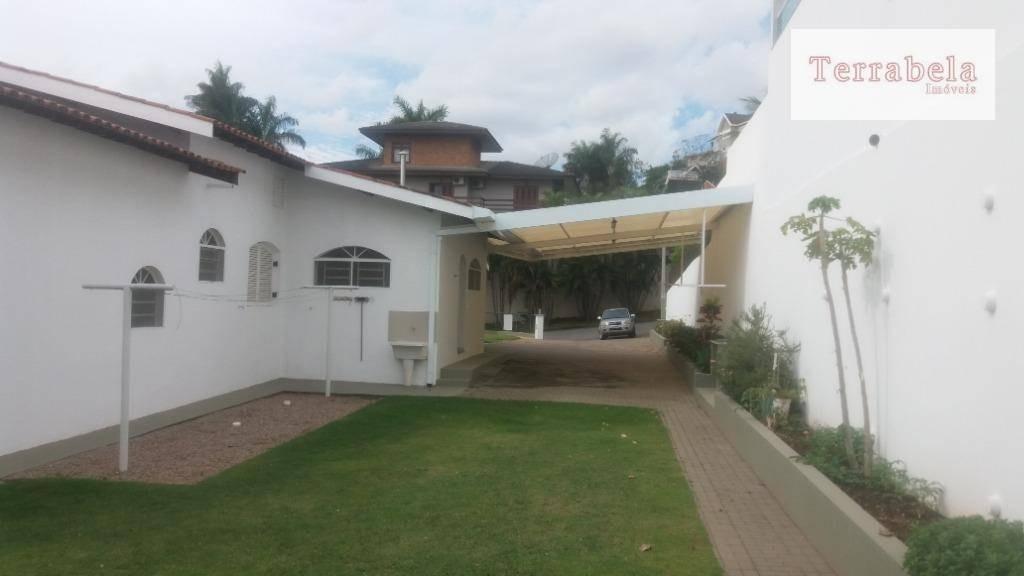 casa com 3 dormitórios para alugar, 240 m² por r$ 5.000/mês - marambaia - vinhedo/sp - ca0241