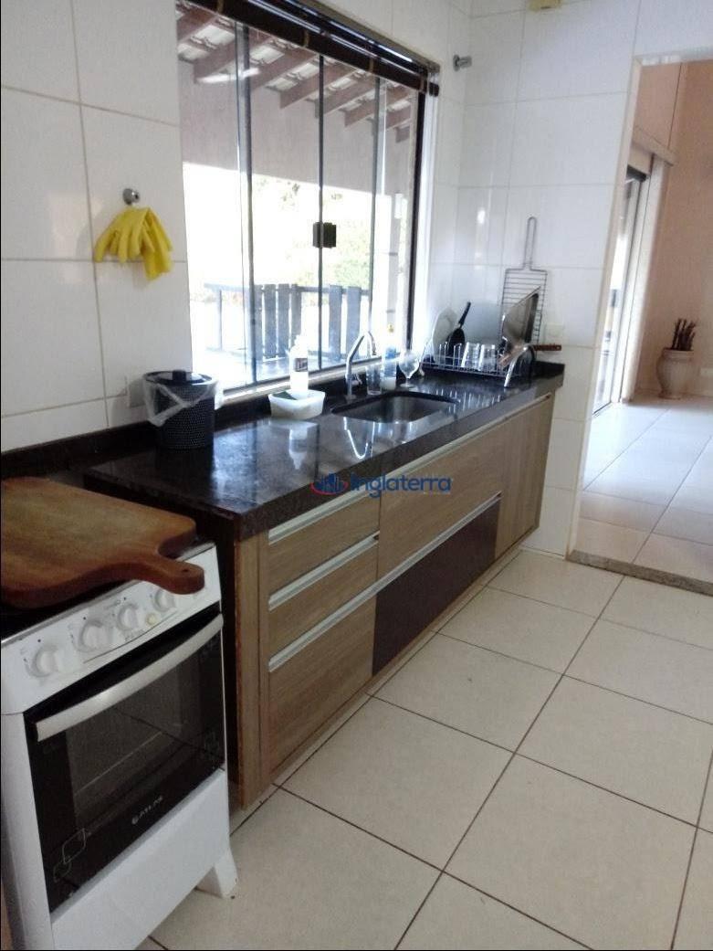 casa com 3 dormitórios para alugar, 250 m² por r$ 2.550,00/mês - bratislava - cambé/pr - ca0908